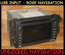 2009-2013 Chevy Tahoe Silverado GMC YUKON SIERRA NAVIGATION DVD RADIO USB BOSE