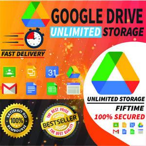 google drive✅ unlimited🔥✅ storage ⚡ unlimited 100%🔥original lifetime🔥✅