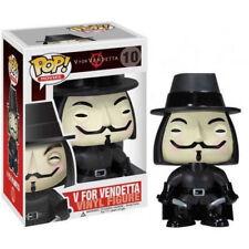 Funko Pop! V for Vendetta Vinyl Figure #10 New With Box Free shipping!