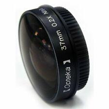 "Opteka Platinum Series 0.2x Low-profile ""ninja"" Fisheye Lens for 37mm Camcorders"