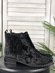 Wittner Black Ankle Boots, Shoes, Size 39