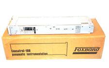 NEW FOXBORO N-E27R-S2RA6-CS-N/SRC RECORDER NE27RS2RA6CSNSRC