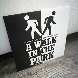 CONWAYS feat. Nick Straker Band - A Walk in the Park - Maxi-CD NEW + RAR