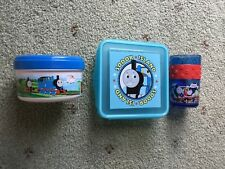 Thomas & Friends Lunch Containers & Cup.