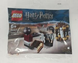 Lego 30407 Harry Potter. Harry's Journey -Hogwarts Polybag BNIP Stocking Filler