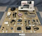 VINTAGE ELNA PLANA AUTOMATIC SEWING MACHINE REPLACEMENT REPAIR RESTORE PART LOTS