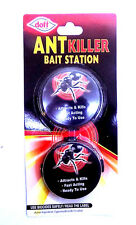 Doff Double Pack of Doff Ant Killer Bait Stations with Free Post and Packing