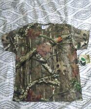 Mosey Oak Women's 2XLarge short Sleeve Hunting Camo T Shirt