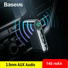 Baseus 3.5mm AUX Audio Wireless Bluetooth Adapter Kit for Car/Speaker/Headphone