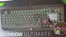 Razer BlackWidow Ultimate 2014 Mechanisch Gaming Toetsenbord Azert PC - Zwart