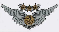 Marine Combat Aircrew Wings Decal