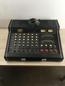 Vintage Yamaha EM Series 150 II Integrated Mixer - For Parts or Repair