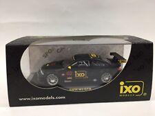 1:43 IXO BMW M3 GTR NURNBERG INTERNATIONAL TOY FAIR 2002