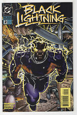 Black Lightning #2 (Mar 1995, DC) Tony Isabella Eddy Newell