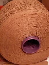 100% Cotton Cone Yarn 8/2 Weaving Wholesale Combined Shipping Coffee $3 Sale
