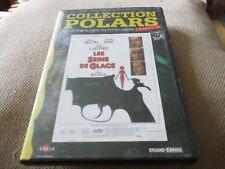 "DVD ""LES SEINS DE GLACE"" Alain DELON, Mireille DARC / Collection POLARS N°17"
