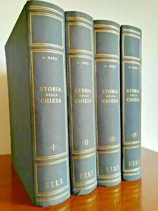 STORIA DELLA CHIESA UTET Agostino Saba 1954