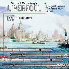 Quatuor La Fl te Enc - Sir Paul McCartney's Liverpool [New CD]