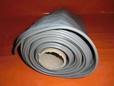 Brand (Grundpreis 6,90 €/m) PVC Bodenschürze Höhe 50 cm f. Wohnwagen Farbe: grau
