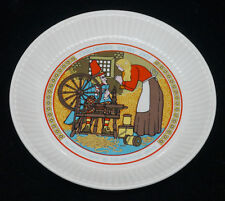 1977 Wedgwood Rumpelstiltskin Children'S Stories, Child'S Plate