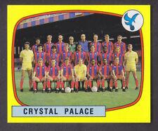 Panini Fútbol 88 - # 414 Cristal Palace Team Group
