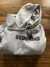 Washington Redskins Hoodie Fanatics Pro line RIGGINS sweatshirt NEW