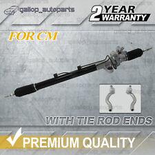 Fits Honda Accord CM 2.4L 3.0L Power Steering Rack Pinion & Tie Rod Ends 2003-08