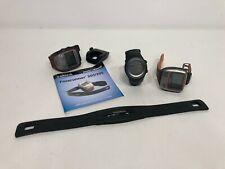 BUNDLE - GARMIN Forerunner 305 310XT 405 HRM1B GPS Digital Watch - Parts/Repair
