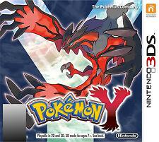 Pokemon Y Brand New!