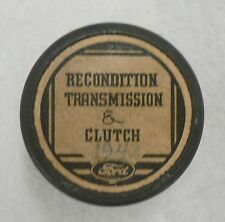 INSTRUCTIONAL 35MM FILM TO RECONDITION TRANSMISSION & CLUTCH 1942 FORD