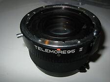 MAMIYA M645 FIT 2X TELEMORE 95 II 7 K M C TELEPHOTO CONVERTOR LENS