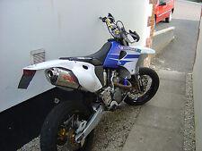 Yamaha Wr450 Yz450 De Escape Acero Inoxidable Tri Oval Slip On por Gpr hecho Italiano