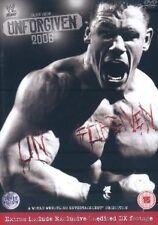 WWE - UNFORGIVEN 2006 (DVD, 2008) NEW AND SEALED REGION 2 UK