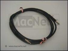 6 Foot Black ADC BK6B  Bantam Patch Cord ADC-BK6B