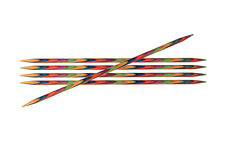 KnitPro Nadelspiel 15cm Holz Symfonie Strumpfstricknadel 2 - 8 mm