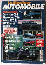 Le moniteur Automobile 12/06/1997; Carlsson C62/ Volvo S70R/ Passat Break