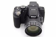 Nikon CoolPix P610 16mp 7.6cmscreen 60x Zoom Cámara Digital Negro
