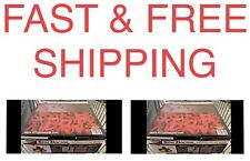 *FREE SHIPPING* New Genuine OEM Two Box of Spin Doctor Tile Leveling System Caps
