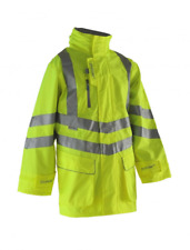 Pulsar P187 High Visibility Waterproof Padded Storm Coat Large