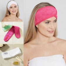 Facial Headband Make Up Wrap Head Terry Cloth With Magic Headband Stretch Towel