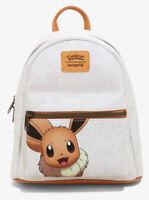Loungefly Pokemon Go Eevee And Eeveelutions Mini Backpack Bag