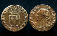 SOL 1791 AA - FRANCE - Metz - Louis XVI