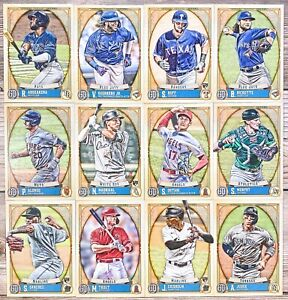 2021 Topps Gypsy Queen Base Cards #1-300 *YOU PICK* Complete Your Set!