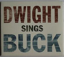 "DWIGHT YOAKAM ""SINGS BUCK""  CD"