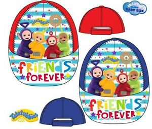 New Teletubbies Forever Friends Baby Toddler Child Cap Hat
