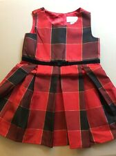 Christmas Dress By The Children's Place, Size 2T. New With Tags!