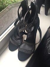 Brand New Next Studded Sandals Heels Size 9 /43