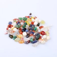 IG_ 500g mixed tumbled stones (1cm) crystal tumblestones gemstone