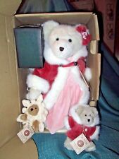 Boyd's Frostberry Genevieve Rose and Friends *Nib *limited edition