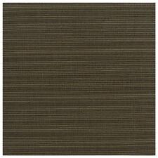 Sunbrella Outdoor Upholstery Fabric Dupione Walnut Brown 8017